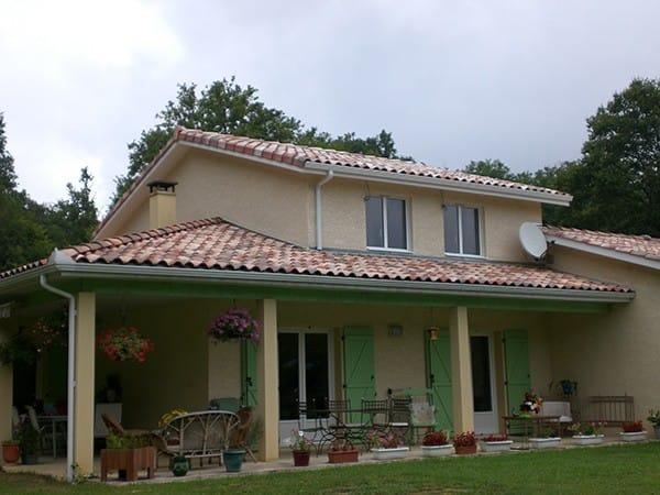 R hausser sa toiture une extension par le haut - Surelevation de toiture ...