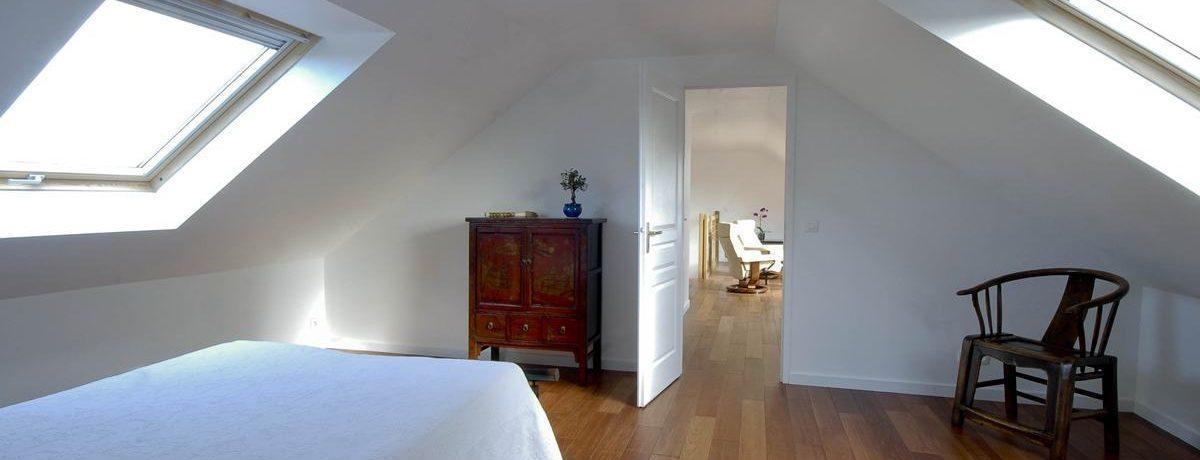 Comment peindre une chambre sous les toits à Caen - Saint ...