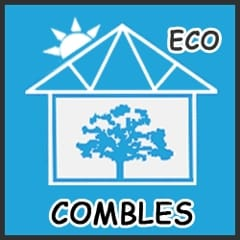 logo eco combles combles d 39 en france. Black Bedroom Furniture Sets. Home Design Ideas