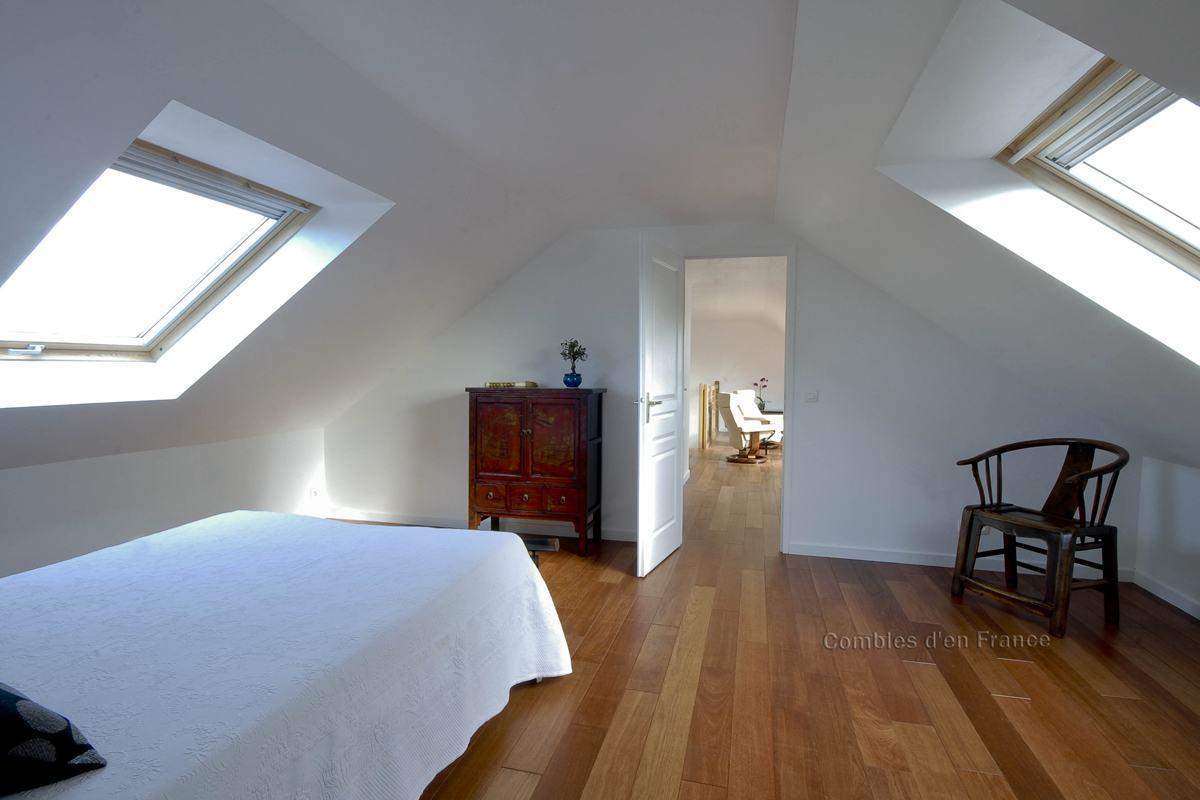 De nouvelles pi ces vivre confortables combles d 39 en france for Plan de combles