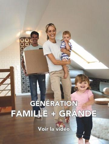 Génération famille plus grande