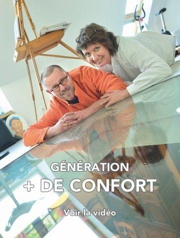 Génération plus de confort