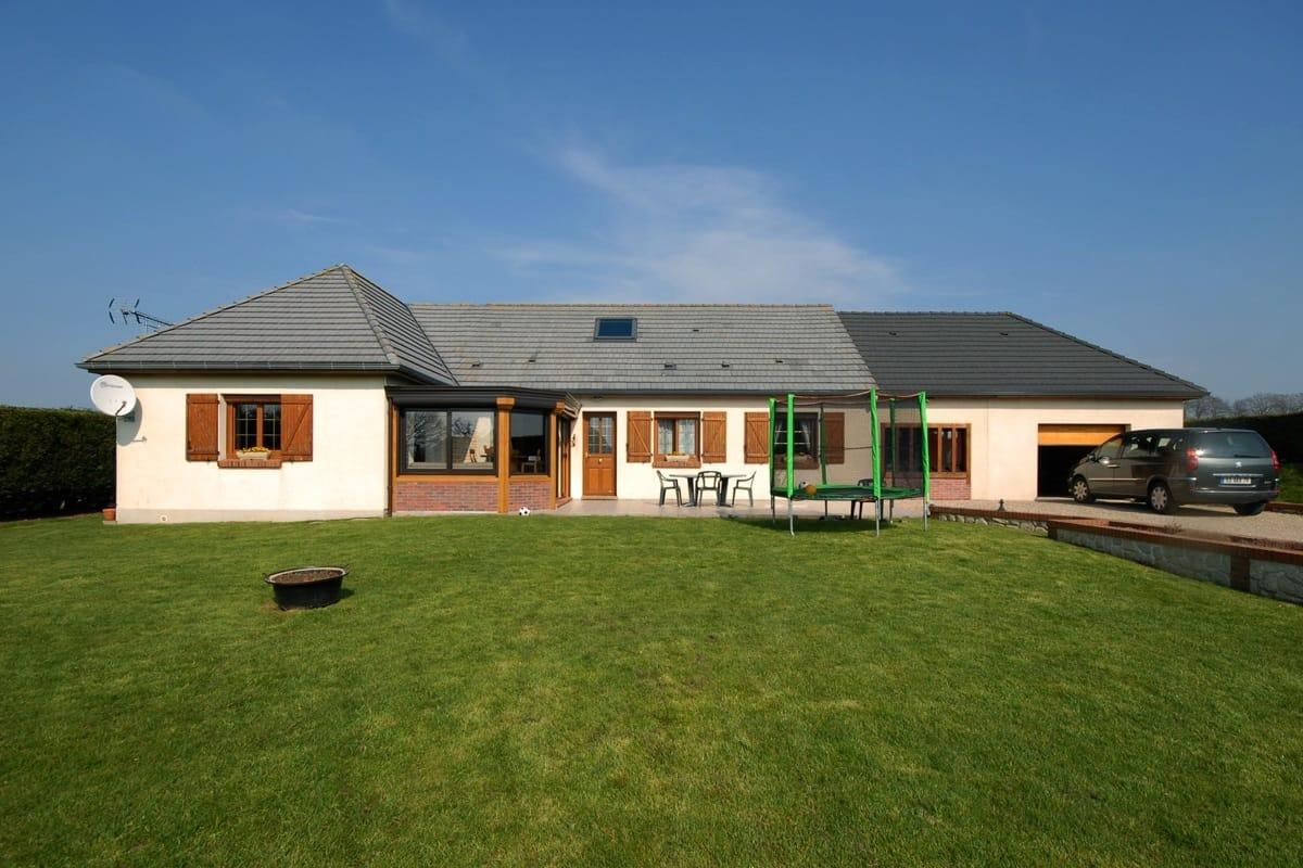 Agrandir votre maison avec une extension en bois for Financement extension maison