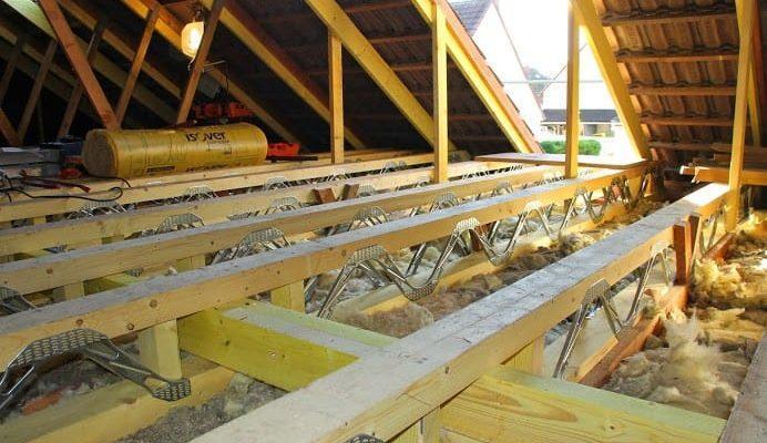 Les Poutrespace pour aménager les combles en Sarthe et en Mayenne