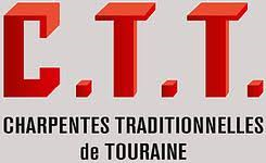 logo C.T.T Charpentes Traditionnelles de TOURAINE